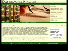 Donsbach & King, LLC (Augusta, Georgia)