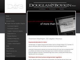 Douglas & Boykin PLLC (Montgomery Co., Maryland)