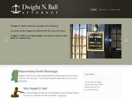 Dwight N. Ball (Oxford, Mississippi)