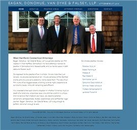 Eagan, Donohue, Van Dyke & Falsey, LLP (Hartford Co., Connecticut)