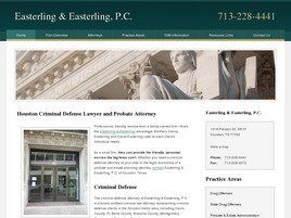 Easterling & Easterling, P.C. (Houston, Texas)