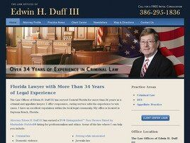 Law Offices of Edwin H. Duff III (Daytona Beach, Florida)