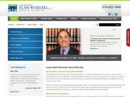 Elan Wurtzel PC (Central Islip, New York)