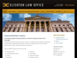 Elisofon Law Office (Brooklyn, New York)