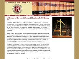 Law Offices of Elizabeth R. Wellborn, P.A. (Deerfield Beach, Florida)
