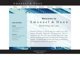 Emanuel & Dunn, PLLC (Raleigh, North Carolina)
