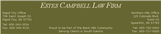 Erika Campbell - Estes Campbell Law Firm (Rapid City, South Dakota)
