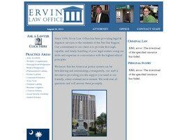 Ervin Law Office (Florence, South Carolina)