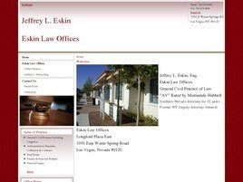 Eskin Law Offices (Las Vegas, Nevada)