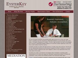 Eyster, Key, Tubb, Roth, Middleton & Adams, LLP (Decatur, Alabama)