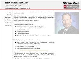 Ezer Williamson Law A Professional Corporation (Los Angeles Co., California)