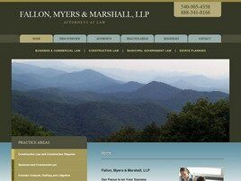 Fallon, Myers & Marshall, LLP (Warrenton, Virginia)