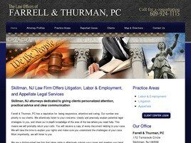 Farrell & Thurman, PC (Mercer Co., New Jersey)