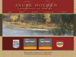 Faure Holden Attorneys at Law, P.C. (Great Falls, Montana)