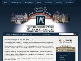 Featherstonhaugh, Wiley & Clyne, LLP (Albany, New York)