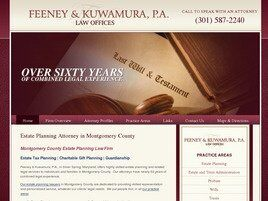 Feeney & Kuwamura, P.A. (Montgomery Co., Maryland)