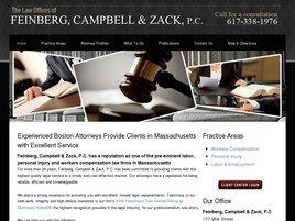 Feinberg, Campbell & Zack, P.C. (Boston, Massachusetts)