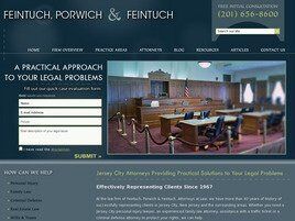 Feintuch, Porwich & Feintuch (Jersey City, New Jersey)