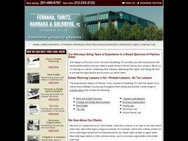 Ferrara, Turitz, Harraka & Goldberg A Professional Corporation (Bergen Co., New Jersey)