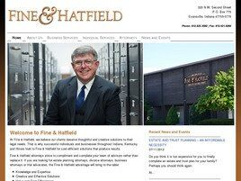 Fine & Hatfield A Professional Corporation (Evansville, Indiana)