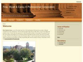 Fine & Wyatt A Professional Corporation (Wilkes-Barre, Pennsylvania)