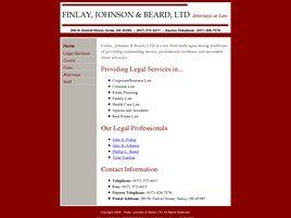Finlay, Johnson & Beard, Ltd. (Dayton, Ohio)