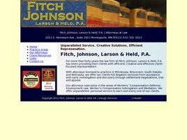 Fitch, Johnson, Larson & Held, P.A. (Minneapolis, Minnesota)