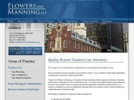 Flowers and Manning, LLP (Salem, Massachusetts)
