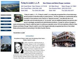 Foley & Judell, L.L.P. (Baton Rouge, Louisiana)