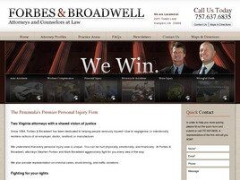 Forbes & Broadwell (Hampton, Virginia)