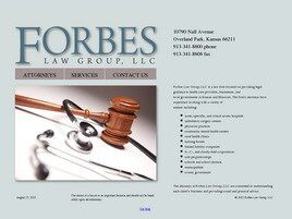 Forbes Law Group, LLC (Overland Park, Kansas)