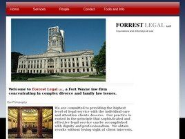 Forrest Legal LLC (Fort Wayne, Indiana)