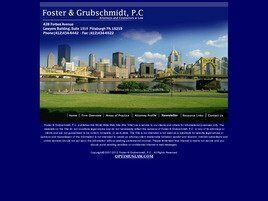 Foster & Grubschmidt, P.C. Attorneys and Counselors at Law (Pittsburgh, Pennsylvania)