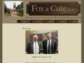 Fox & Cole, PLLC (Johnson City, Tennessee)