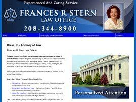 Frances R. Stern Law Office (Ada Co., Idaho)