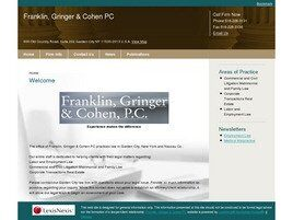 Franklin, Gringer & Cohen PC (Nassau Co., New York)