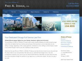 Fred A. Joshua, P.C. (Chicago, Illinois)
