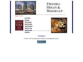 Freehill Hogan & Mahar LLP (New York, New York)