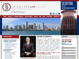 Friedland Law Group (Miami-Dade Co., Florida)