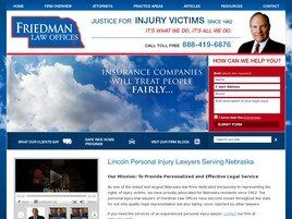 Friedman Law Offices, P.C., L.L.O. (Omaha, Nebraska)