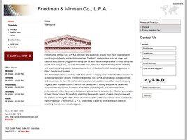 Friedman & Mirman Co., L.P.A. (Columbus, Ohio)