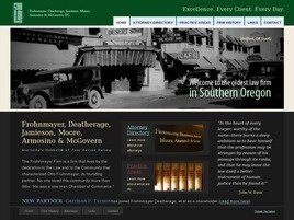Frohnmayer, Deatherage, Jamieson, Moore, Armosino & McGovern, P.C. (Grants Pass, Oregon)