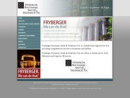Fryberger, Buchanan, Smith & Frederick, P.A. (Duluth, Minnesota)