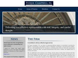 Fuqua Campbell, P.A. Attorneys at Law (Little Rock, Arkansas)