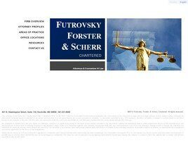 Futrovsky, Forster & Scherr, Chartered (Rockville, Maryland)