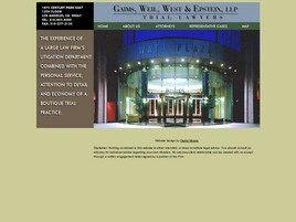 Gaims Weil West LLP (Los Angeles Co., California)