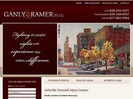 Ganly & Ramer, PLLC (Hendersonville, North Carolina)