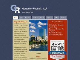 Gargiulo/Rudnick, LLP (Boston, Massachusetts)