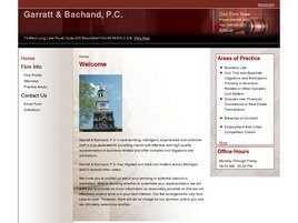 Garratt & Bachand, P.C. (Detroit, Michigan)