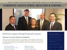 Garrison, Yount, Forte, & Mulcahy L.L.C. (New Orleans, Louisiana)